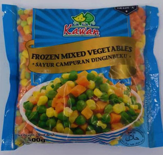 Picture of KW MIX VEGE  杂豆 <br>( 1PKT /  500g )