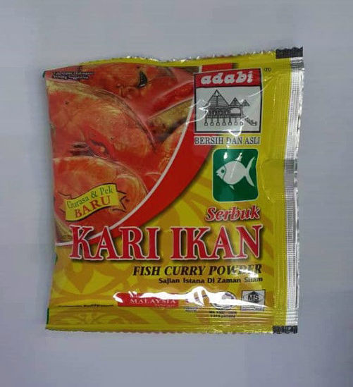Picture of KARI IKAN<br>(1PKT / 24g )