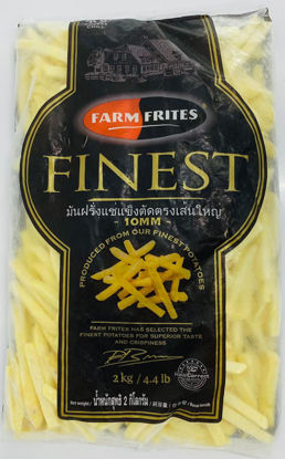 Picture of FARM FINEST FRIES RC <br>薯条(10MM)<br>( 1PKT /2KG )