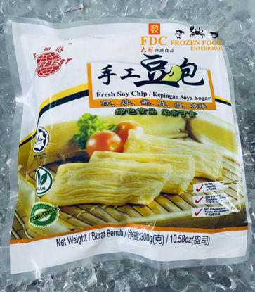 Picture of EVERBEST FRESH SOY CHIP<br> 手工豆包 <br>( 1PKT / 300g )