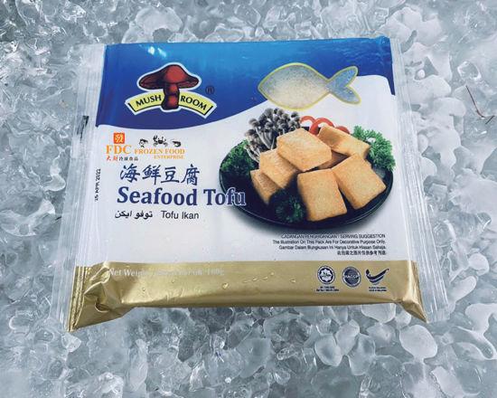 Picture of MUSHROOM SEAFOOD TOFU<br> 海鲜豆腐 <br> ( 1PKT / 160g )