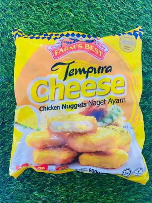 Picture of F/BEST TEMPURA CHEESE NUGGET <br> 天妇罗芝士鸡块 <br>( 1PKT / 800g )