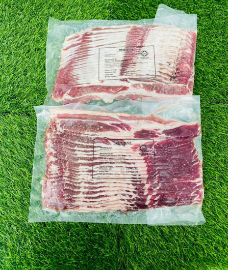 Picture of AUST BEEF SLICED <br> 牛肉片 <br> ( 1PKT / 500g )