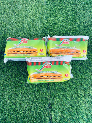 Picture of SALIM CHIC OBLONG <br>( 100g*5PCS )