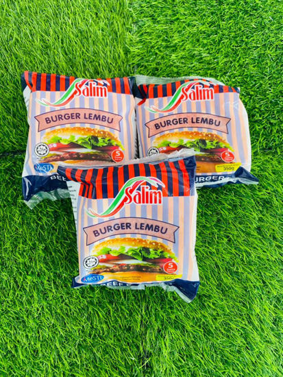 Picture of SALIM MEAT BURGER <br>( 70g *5PCS )
