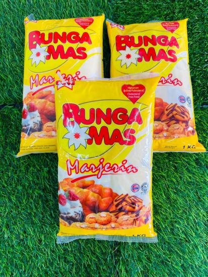 Picture of BUNGA MAS MARGARINE ( 1PKT / 1kg )