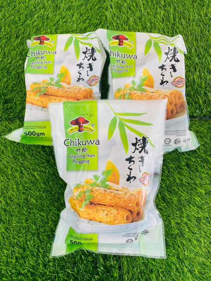 Picture of M/ROOM BIG CHIKUWA <br> 竹轮 <br>( 1PKT / 500g )