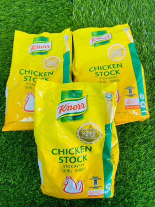 Picture of KNORR CHICKEN STOCK <br>( 1PKT / 1KG )