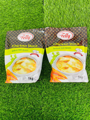 Picture of TELLY CHICKEN STOCKS <br>( 1PKT / 1KG )