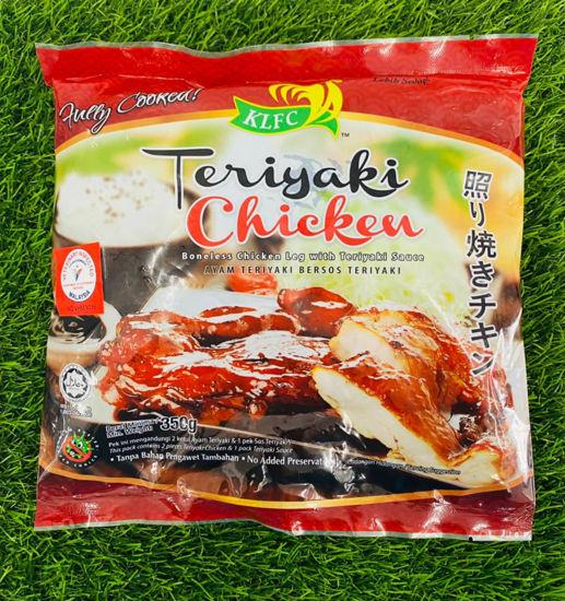 Picture of KLFC TERIYAKI CHIC W.SAUCE <br> 无骨鸡腿(日本照烧风味)<br> ( 1PKT / 350g )