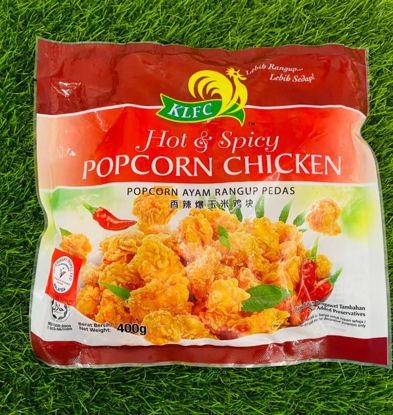Picture of KLFC HOT&SPICY POPCORN CHICKEN<br> 香辣爆玉米鸡块 <br> ( 1PKT / 400g )