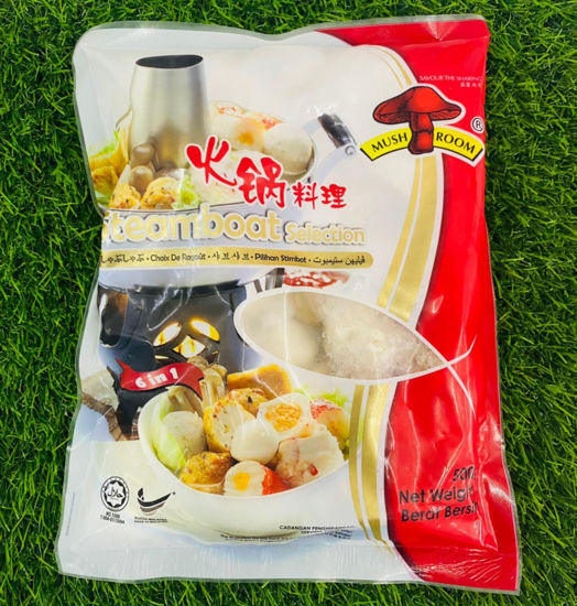 Picture of M/ROOM STEAMBOAT 6 IN 1 <br> 火锅料理 6合1 <br>( 1PKT /  500g )