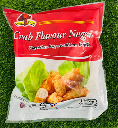 Picture of M/ROOM CRAB NUGGET  <br>北海翅 <br>  ( 1PKT  /  500g )