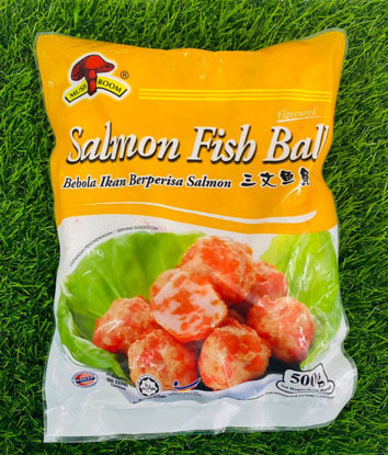 Picture of M/ROOM FLAVOUR SALMON BALL  三文鱼鱼丸 ( 1pkt / 500g )