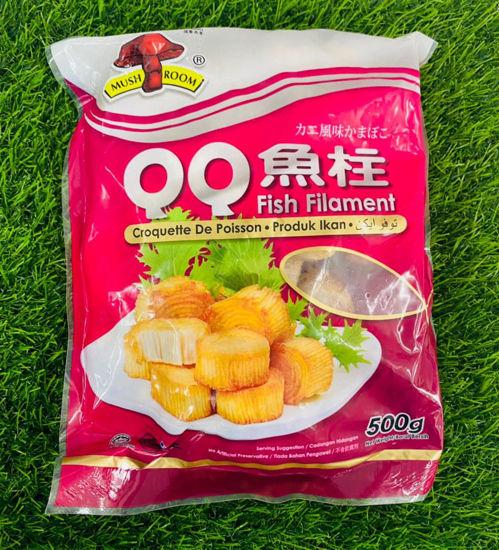 Picture of M/ROOM QQ FISH FILAMENT <br>QQ鱼柱 <br> ( 1PKT /  500g )