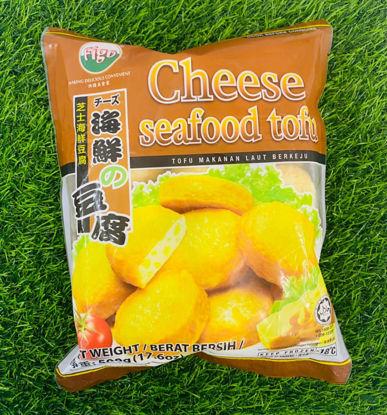 Picture of FIGO CHEESE SEAFOOD TOFU <br> 芝士海鲜豆腐 <br> ( 1PKT / 500g )