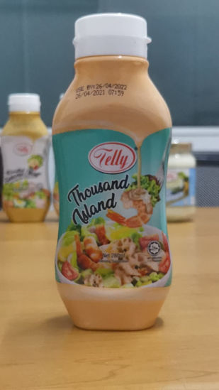 Picture of TELLY THOUSAND ISLAND <br> ( 1BOTOL / 280ml )