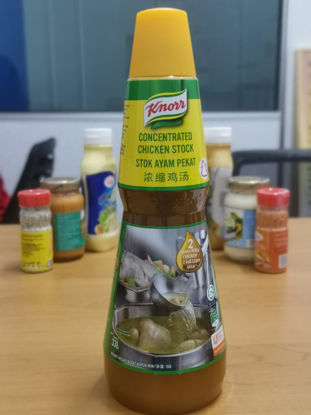 Picture of KNORR CONCENTRATED CHICKEN STOCK<br>( 1BOTOL / 1kg )