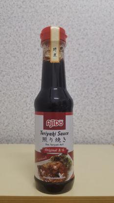 Picture of AJIDO TERIYAKI SAUCE ORIGINAL<br> ( 1BOTOL / 400g )