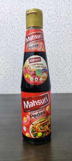 Picture of MAHSURI HOT SWEET SOY SAUCE<br>( 1BOTOL / 410ml )