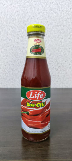 Picture of LIFE SOS CILI<br>( 1BOTOL / 340g )