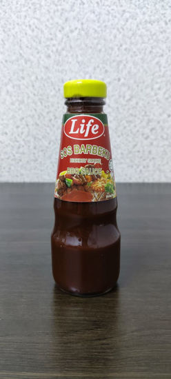 Picture of LIFE HICKORY SMOKE BBQ SAUCE<br>( 1BOTOL / 250g )